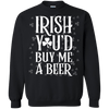 Irish Youd buy me a Beer