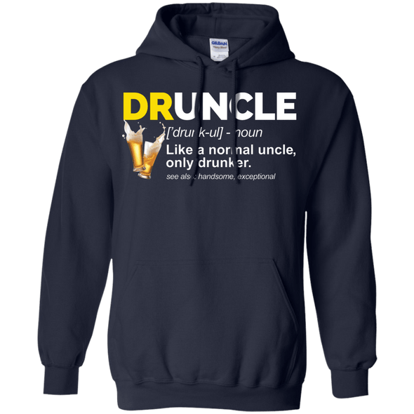 Druncle Shirt Original - Last Beer Standing