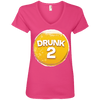 Drunk-2 Ladies Shirts