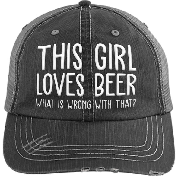 This Girl Loves Beer What is Wrong With That? - Last Beer Standing