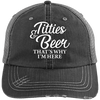 Titties And Beer Unstructured Cap