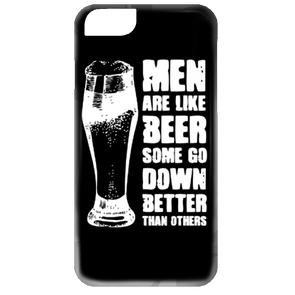 Apparel - Men Like Beer Phone Case