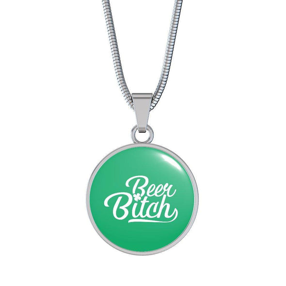 Beer B**ch High Quality Necklace