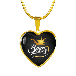 Beer Real 18k Gold Finish
