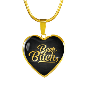 Beer B*tch Real 18k Gold Finish - Last Beer Standing
