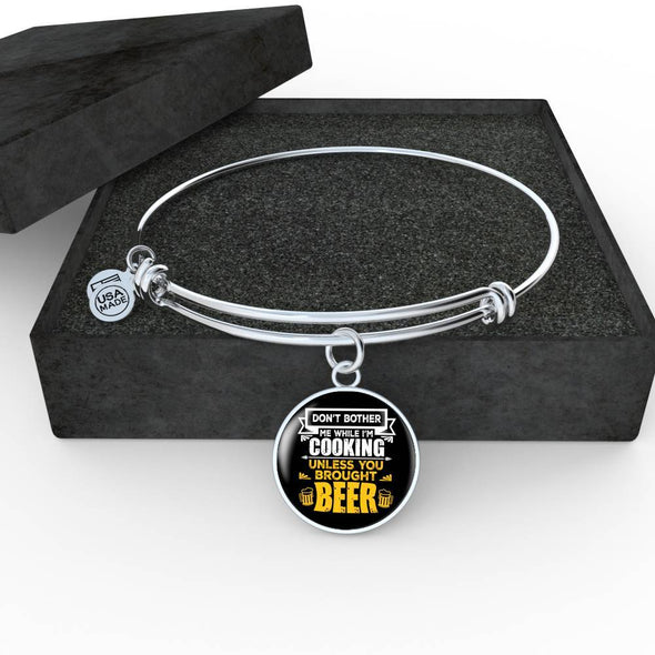 Unless you Brought Beer Necklace