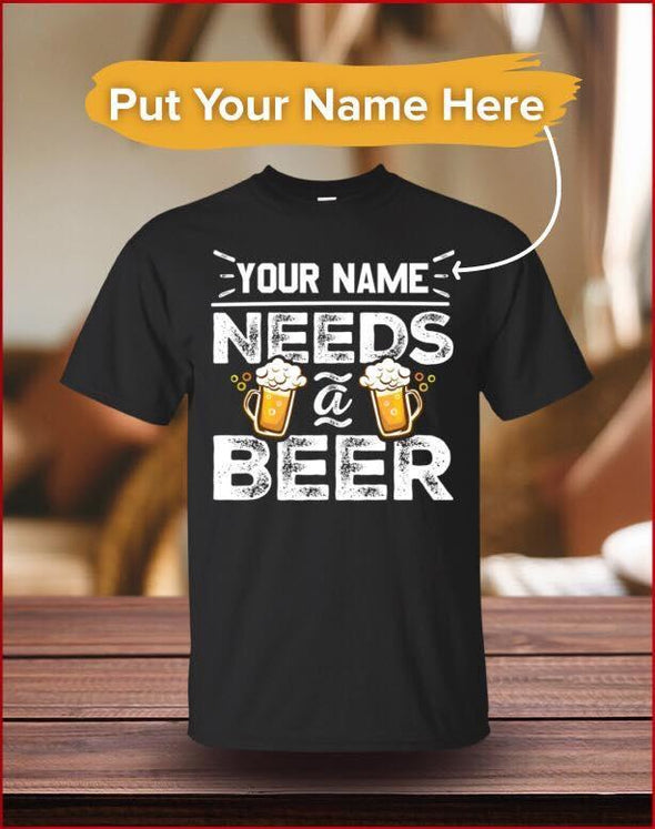 Your Name Needs a Beer