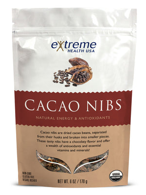 Cacao Nibs Organic - Sprout Planet