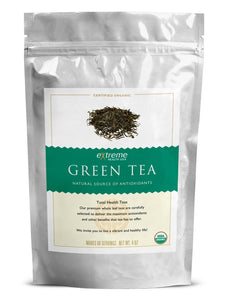 Whole Leaf Green Tea - Organic - Sprout Planet