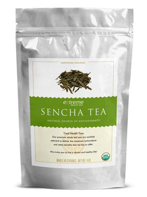 Sencha Tea - Organic - Sprout Planet