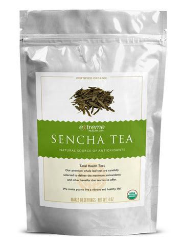 Image of Sencha Tea - Organic - Sprout Planet