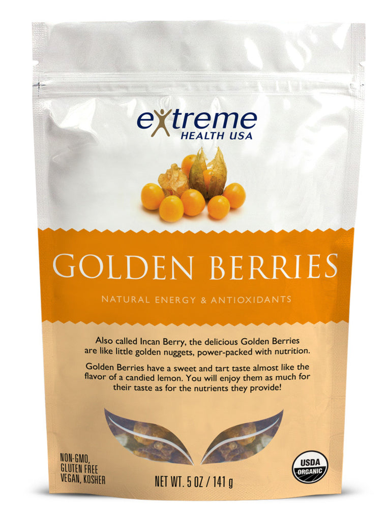 Golden Berries - Organic - Sprout Planet