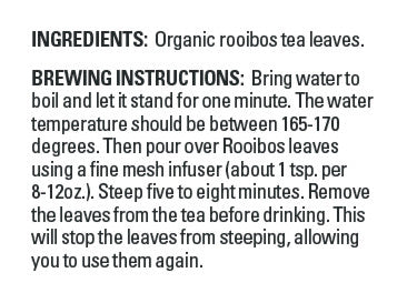 Image of Rooibos Tea Organic - Sprout Planet