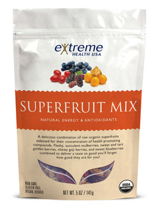 Superfruit Mix - Organic - Sprout Planet