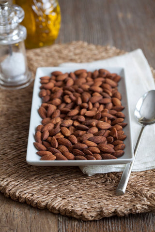 Sprouted Almonds, Olive Oil & Sea Salt - Sprout Planet