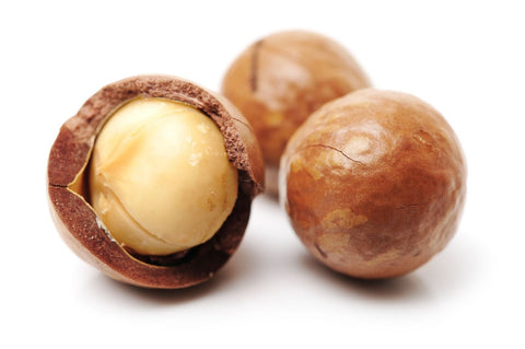 Image of Sweet Sriracha Macadamia Nuts - Sprout Planet