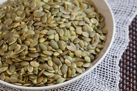 Image of Raw Pumpkin Seeds (Hulled) - Sprout Planet
