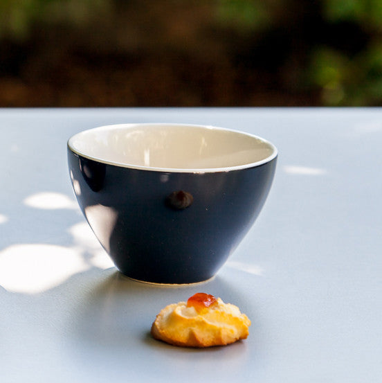 Zero Japan Wide Teacup - 3 colours - 0.18L