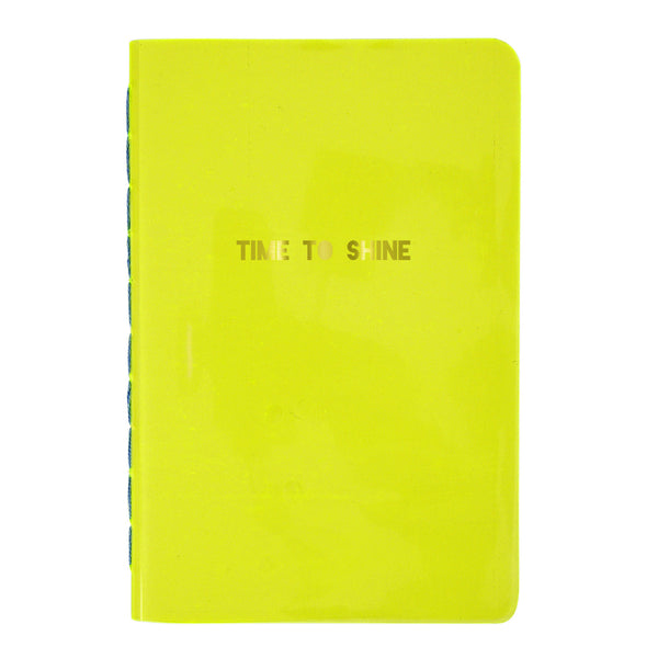 Notebook Time To Shine