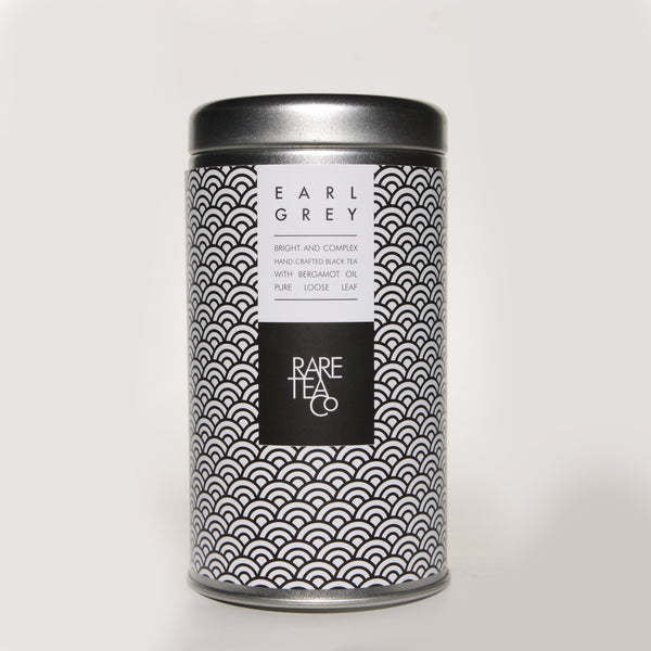 Rare Tea Company Rare Earl Grey Tea - 50g tin