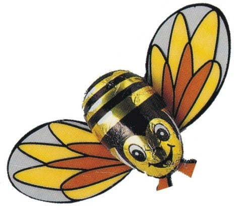 Milk Chocolate Bumble Bees 6.25g
