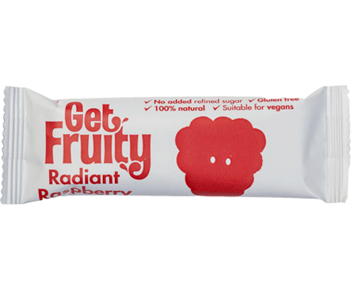 Get Fruity Oat Bars 35g