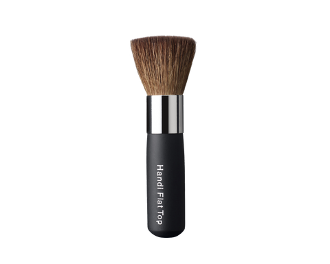 Mineral makeup bronzer brush