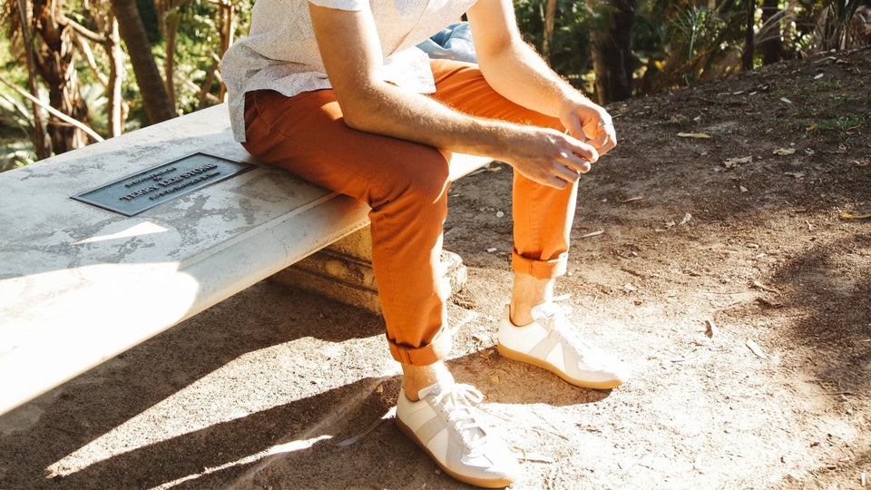 Why We're Obsessed with the Weekend (and the Weekend Chino)
