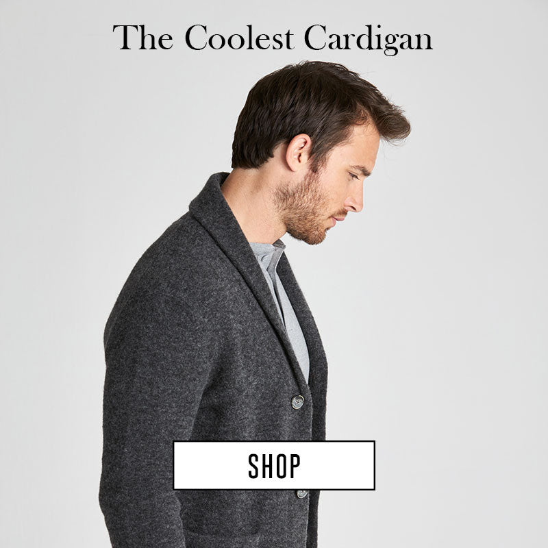 Coolest Cardigan