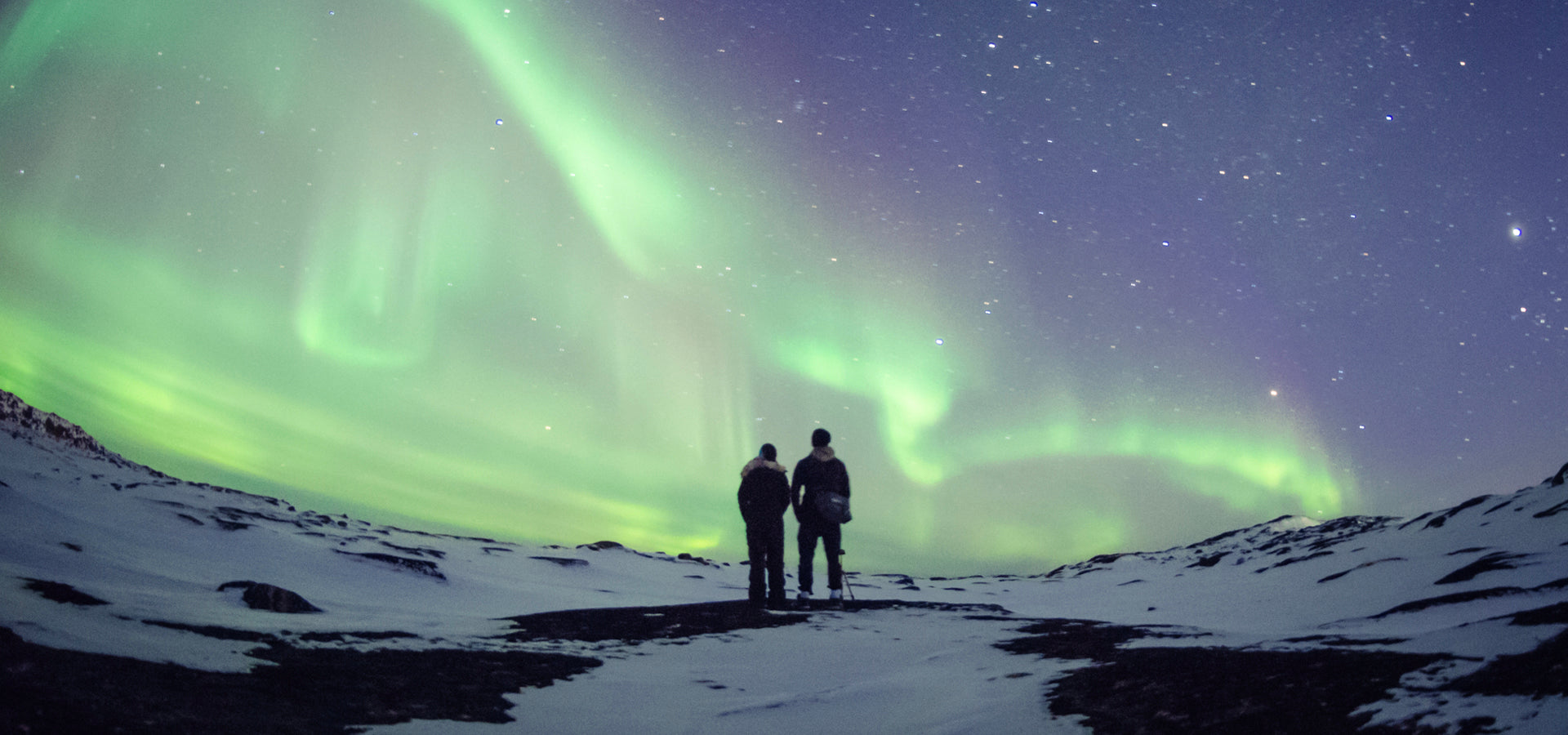 Finding Inspiration in the Aurora Borealis