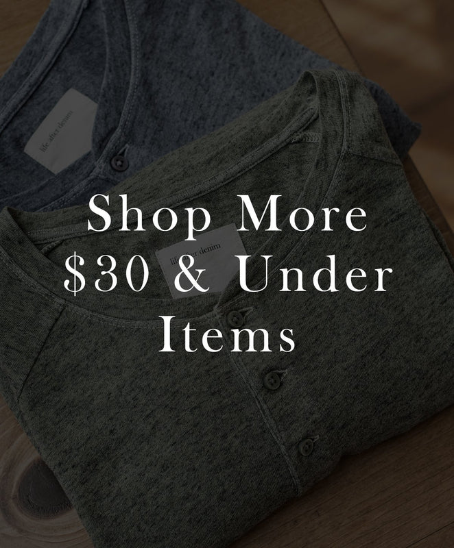 View More $30 & Under Sale Items