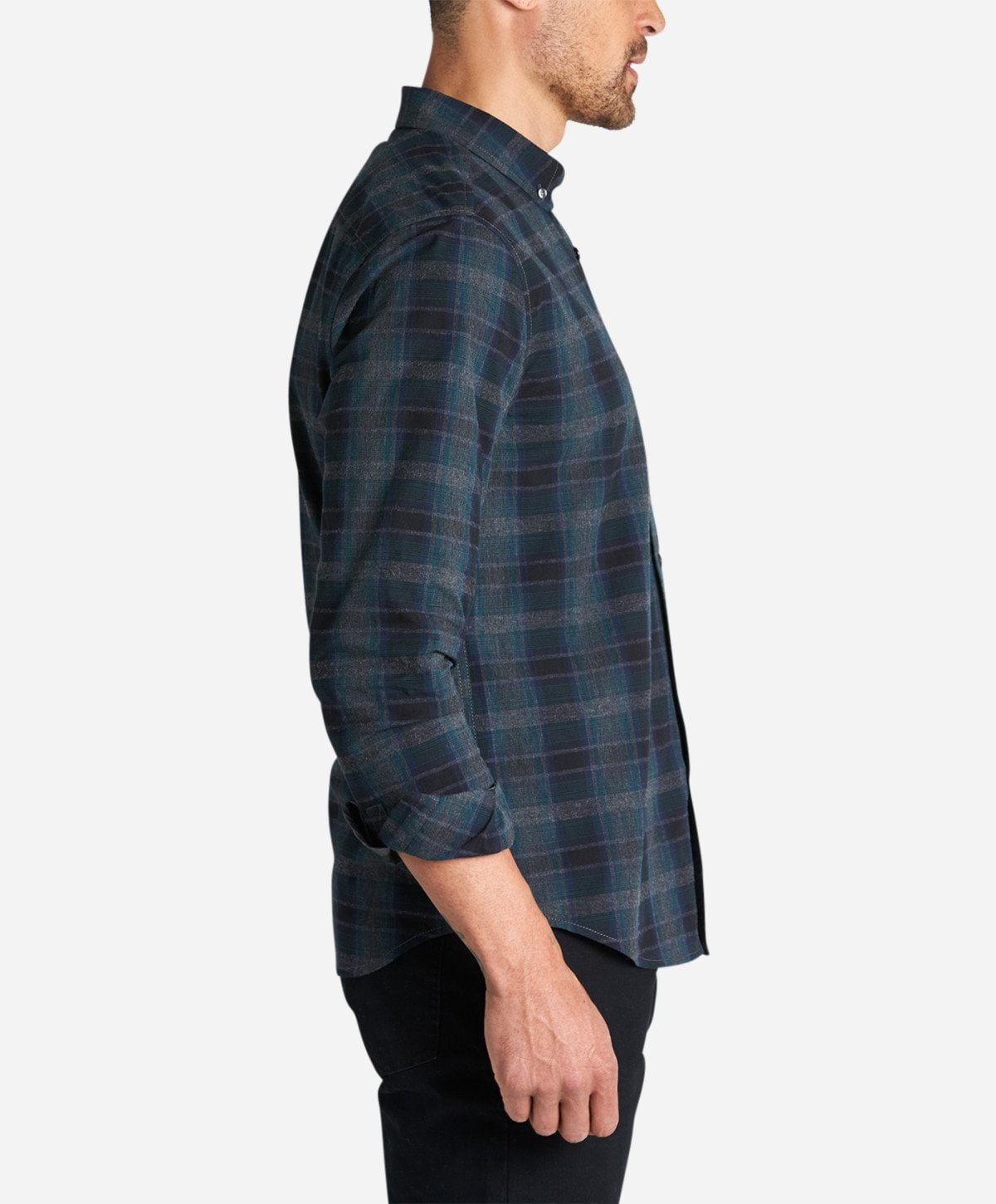 5 O'clock Shadow Shirt - Navy