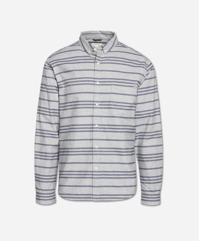 Academy Shirt - Heather Grey