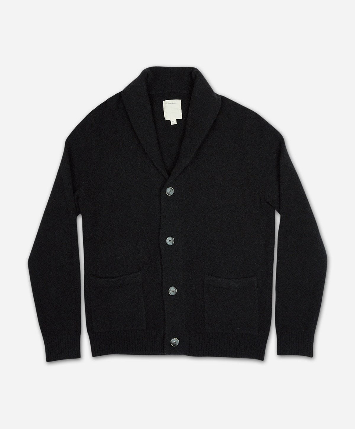 Alps Cardigan - Black