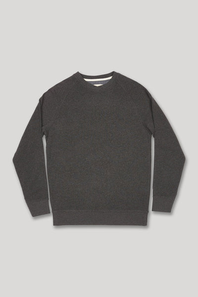 Astoria Crew - Heather Charcoal