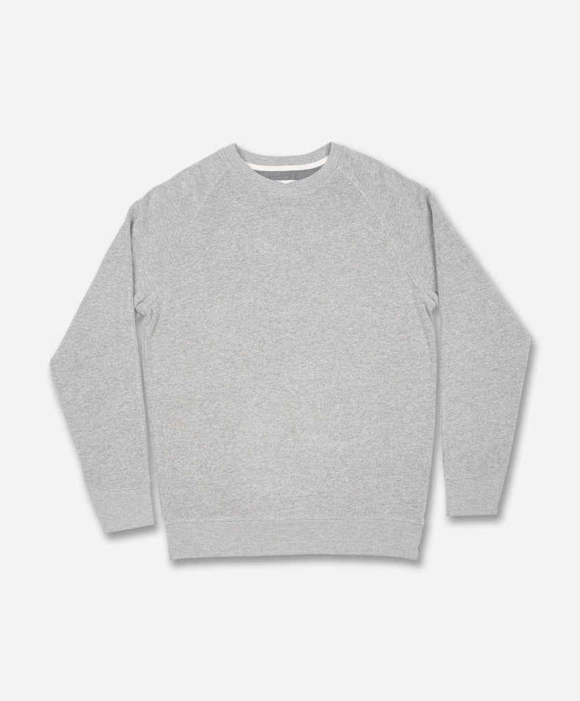 Astoria Crew - Heather Grey
