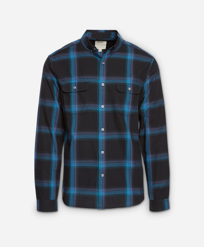 Barnsdall Shirt - Black
