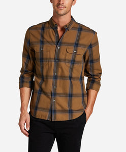 Barnsdall Shirt - Golden Olive