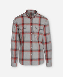 Barnsdall Shirt - Heather Grey