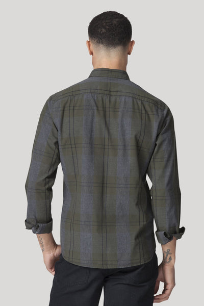 Beacon Shirt - Black Forest