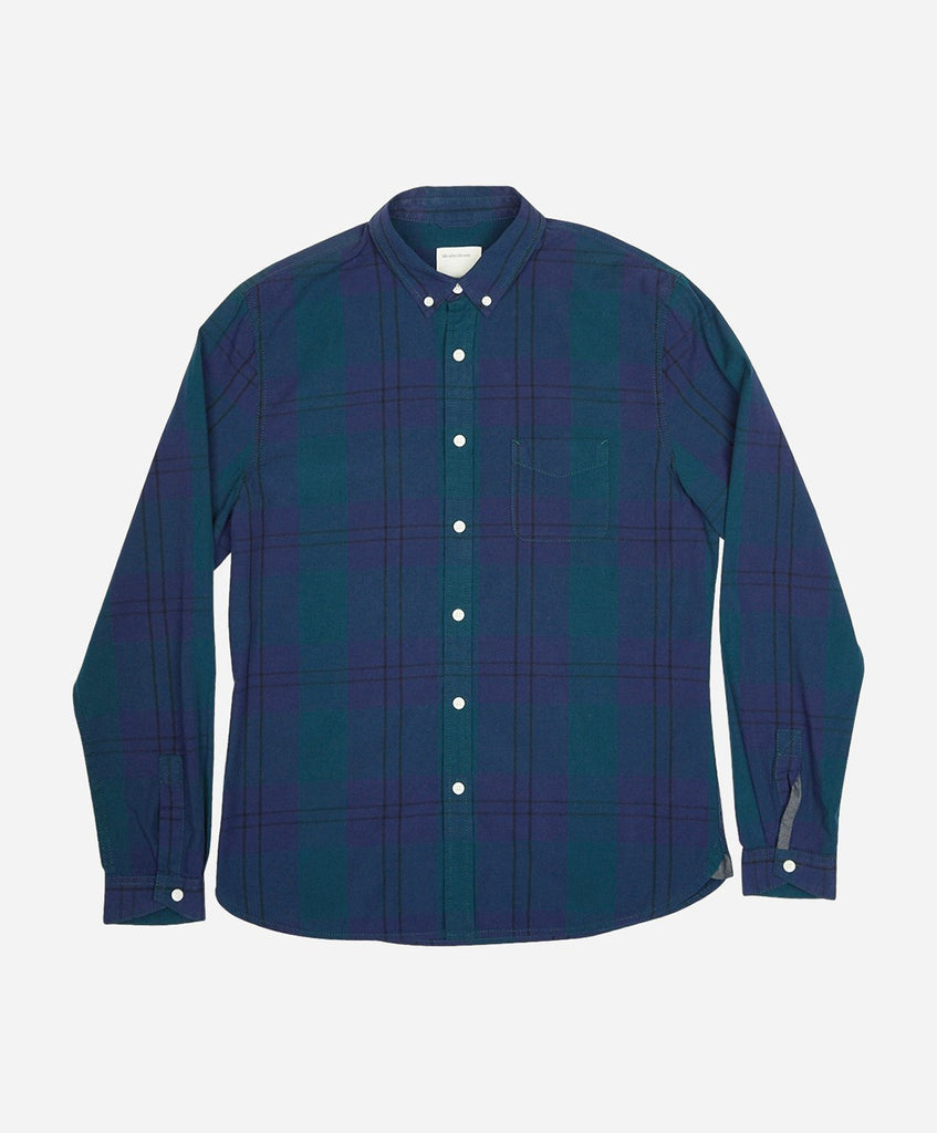 Beacon Shirt - Evergreen