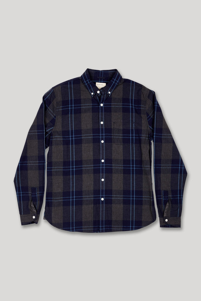Beacon Shirt - Navy