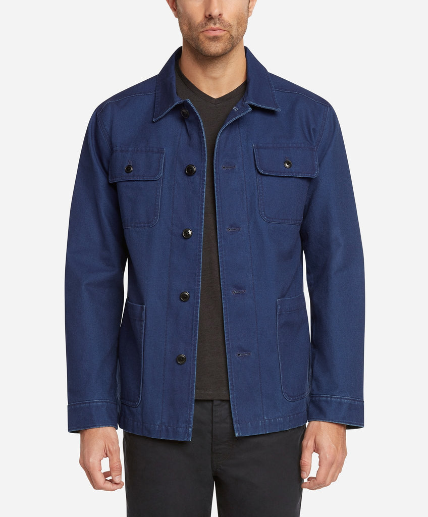 Bedford Barn Jacket - Indigo