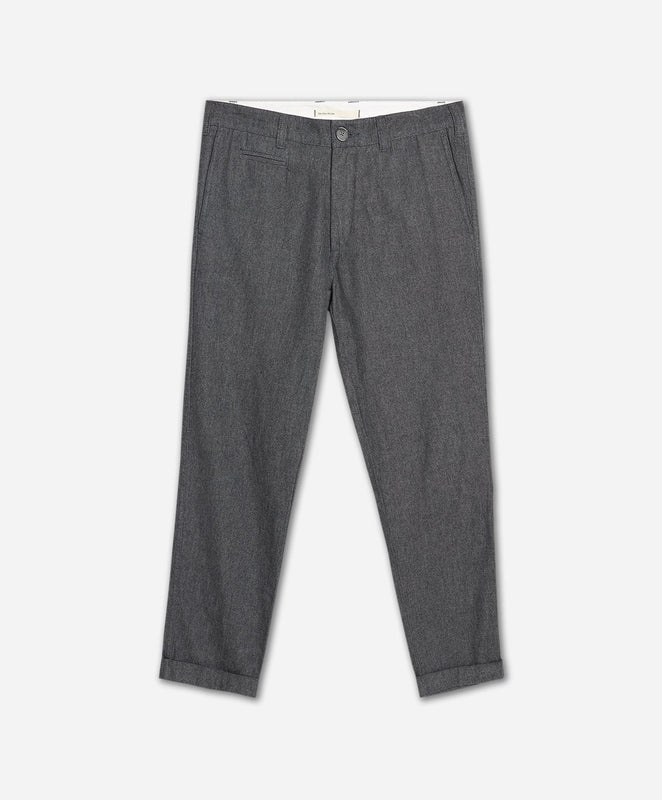 Bixi Trouser - Heather Charcoal