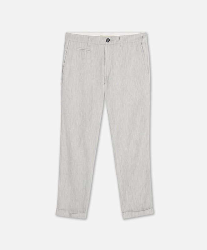 Bixi Trouser - Light Heather Grey