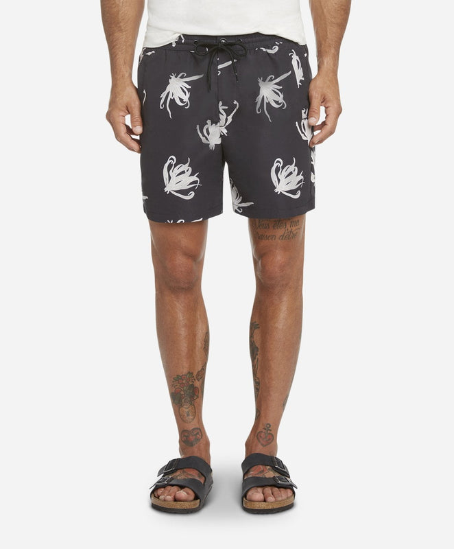 Bloom Boardshort - Black