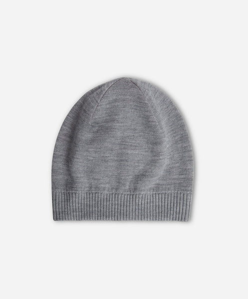 Bradley Beanie - Heather Grey