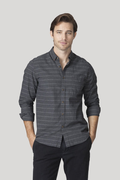 CPH Shirt - Heather Charcoal