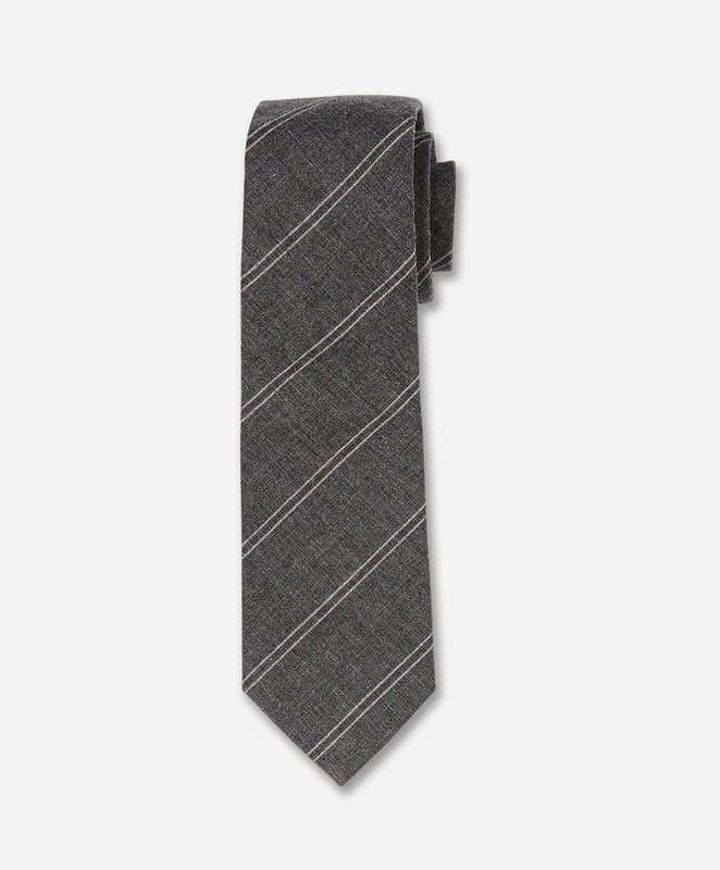 CPH Tie - Heather Charcoal