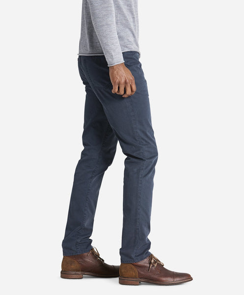 Classic 5 Pocket Pant - Blue Blood